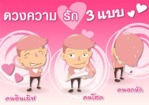 บริการ SMS ดวงความรัก