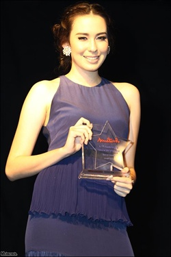 สยามบันเทิง (Star's Light Awards 2012)