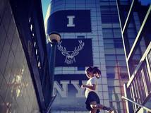 แฟชั่น ญาญ่าญิ๋ง กลางนิวยอร์ก