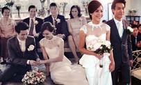 ภาพบรรยากาศการแต่งงานของ กรรณิการ์ ชาายน์