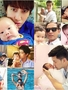 รวมรูป พ่อ ลูกดารา ต้อนรับวันพ่อแห่งชาติ 2557
