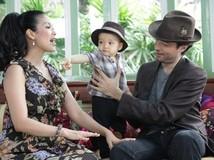 น้องฮาร์เปอร์ ลูกชายฮิวโก้กับฮาน่า หล่อตั้งแต่เด็ก