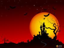 Wallpaper Halloween (วันฮาโลวีน)