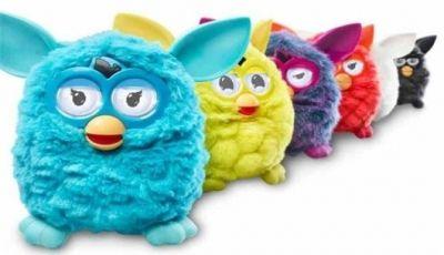 ดูดวง สีเฟอร์บี้ (Furby) เสริมดวงวันเกิด