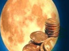 วันขอเงินพระจันทร์ 2558 ขอพรพระจันทร์