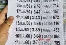 หวยซองทีเด็ด(หน่วยบน) เลขเด็ด งวด 16 เมษายน 2560-