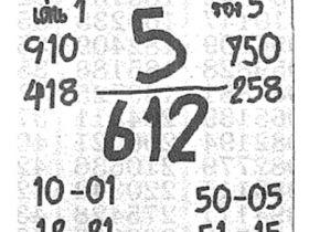เลขเด็ด เจ้าแม่ตะเคียน งวด 16 สิงหาคม 2560