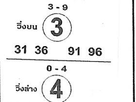เลขเด็ดม้าสีหมอก งวด 16 กรกฎาคม 2561 หวยม้าสีหมอก 16 ก.ค.61
