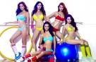 ซาร่า มาลากุล นำทีมถ่ายแบบปฏิทินซันโว 2015 สุดเซ็กซี่