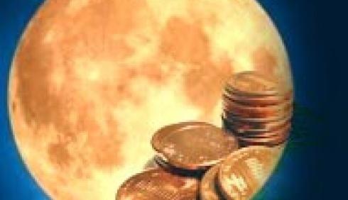 ฤกษ์ดี วันขอเงินพระจันทร์ปี2556