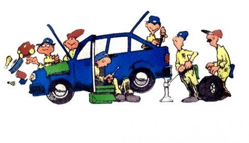 รวมเบอร์อู่ซ่อมรถ เบอร์รถยก