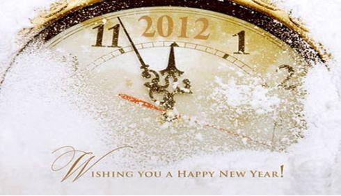 กลอนปีใหม่ คำอวยพรปีใหม่