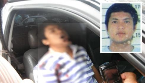 กรรมติดจรวด ผู้ต้องหาคดีฆ่า แกนนำถ่านหิน ถูกจ่อยิง 4 นัด กระสุนทะลุปาก
