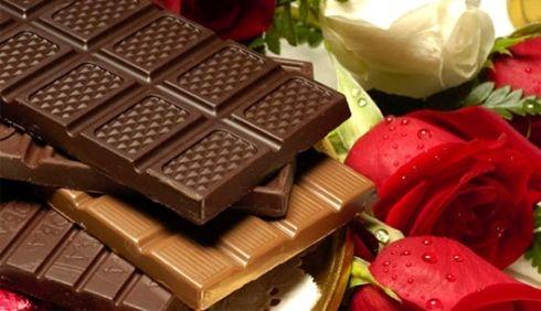 ช็อคโกแลตกับวาเลนไทน์ 2557 ของขวัญวาเลนไทน์